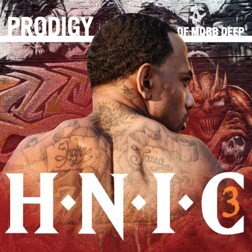 CD ARTWORK: Prodigy H.N.I.C. 3 Cover