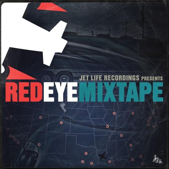 14 - Red Eye Mixtape Cover