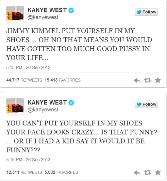 kanye west tweet3and4