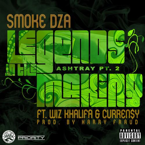 Legends in the making (ashtray, pt. 2) [feat. Wiz khalifa & curren.