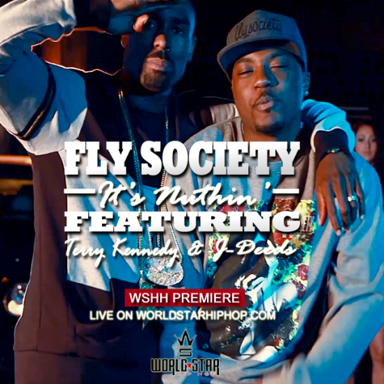Fly Society Banner