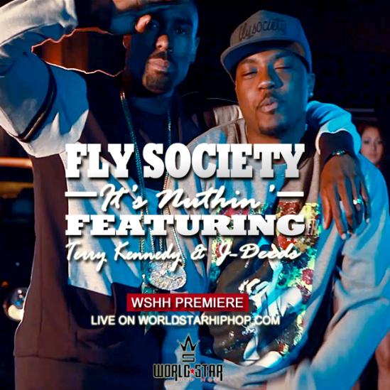 Fly Society Banner